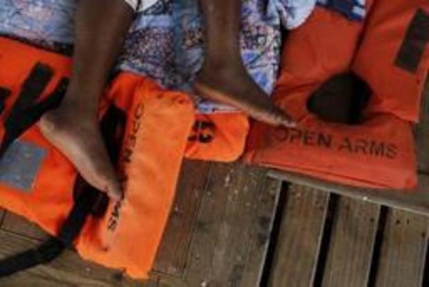 Ngo vreest dat geweld gaat uitbreken op migrantenschip
