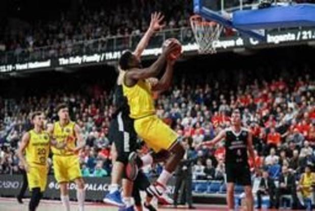 Ligue des Champions de basket - Vainqueur de Nizhny Novgorod, Anvers se qualifie pour le Final Four