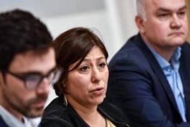 Calvo et Rzoska reconduits comme chefs de groupe Groen