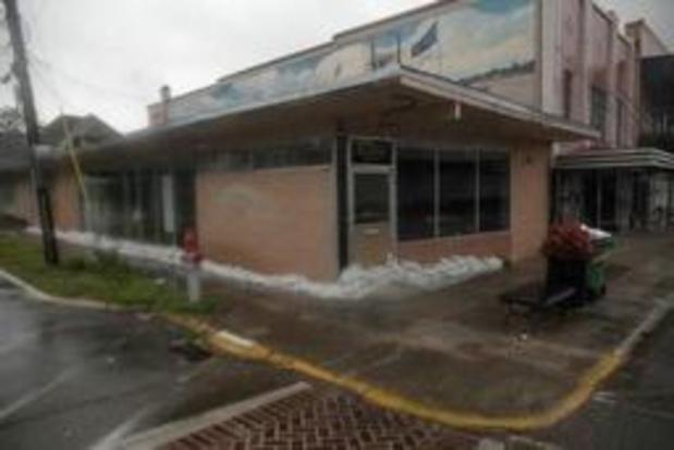 Barry - Tropische storm is orkaan geworden (2) geen vluchten meer naar en van New Orleans