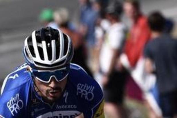 Julian Alaphilippe s'offre la 3e étape du Tour de France et s'empare du maillot jaune