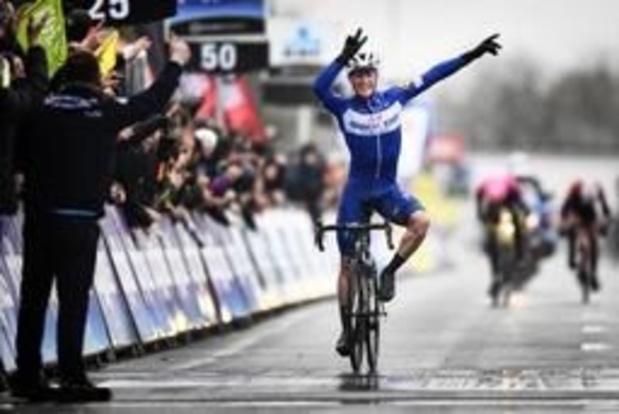 A Travers les Flandres - Le champion de Belgique Yves Lampaert pour un triplé inédit à l'ombre du Stade arc-en-ciel