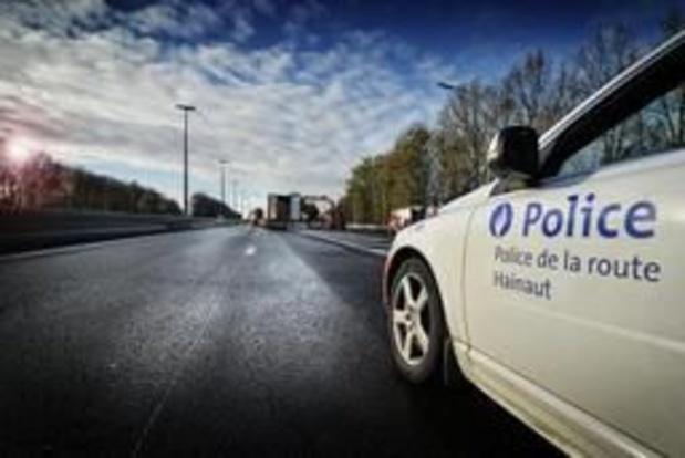 """""""Levez le pied"""", prévient la police, qui organise un nouveau marathon de la vitesse"""