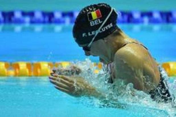 WK zwemmen - Debutante Vermeiren staat in de halve finales op 50m schoolslag, Lecluyse is uitgeschakeld
