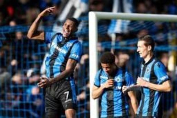 Jupiler Pro League - Club Brugge wint zuinig van Anderlecht