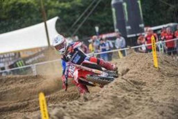 Championnat du monde de motocross - Tim Gajser pourrait être sacré une 3e fois dimanche à Imola à l'issue du GP d'Italie