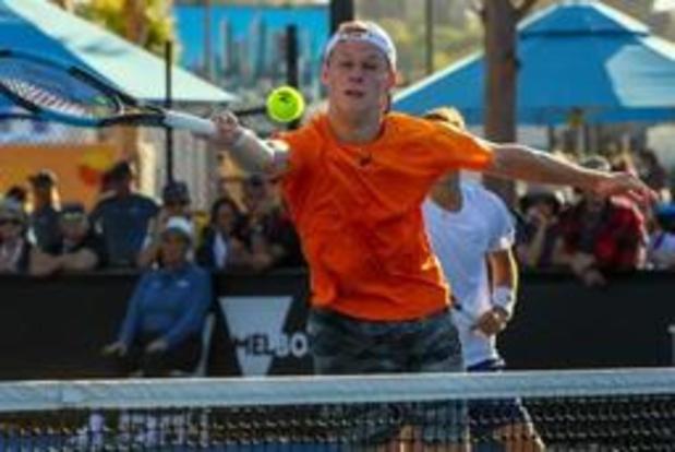 Roland-Garros - Gauthier Onclin éliminé en demi-finales du double chez les juniors