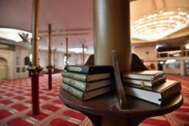 Grande mosquée: Geens veut donner du crédit à l'Exécutif des musulmans