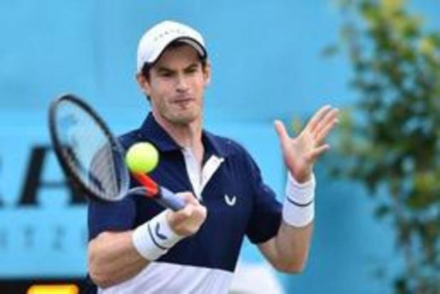 ATP Cincinnati - Murray battu par Gasquet pour son premier match de simple après sept mois d'absence