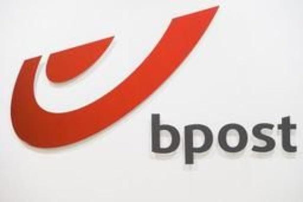 Le défi de bpost: compenser la baisse du trafic postal