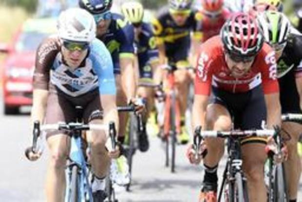 Tour d'Italie - De Gendt et Bakelants avaient dépensé trop d'énergie pour disputer la victoire d'étape