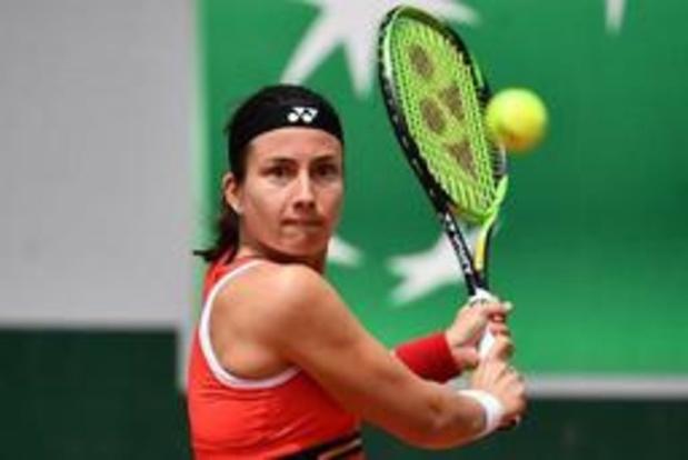 Elise Mertens treft Letse Sevastova in derde ronde Roland Garros