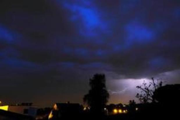 Nieuw onweer op komst