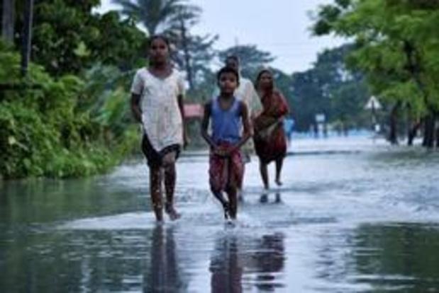 Le bilan des pluies de la mousson en Asie du Sud s'alourdit