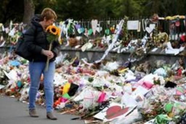 Bijna negentig aanklachten geformuleerd tegen dader terreuraanslagen Christchurch