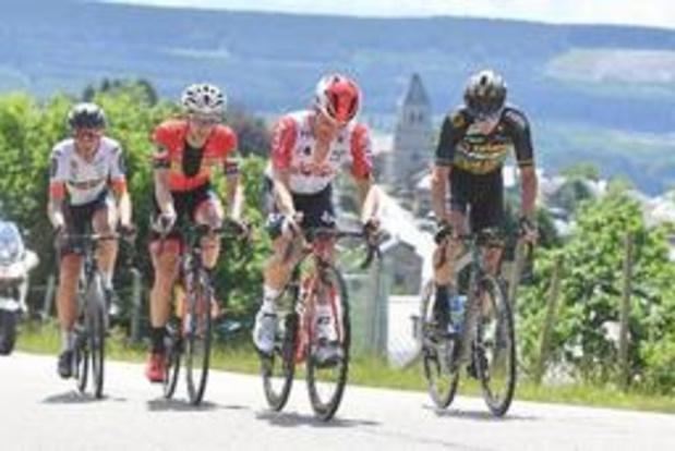Baloise Belgium Tour: Campenaerts pakt dan toch ritzege, Evenepoel domineert in koninginnenrit