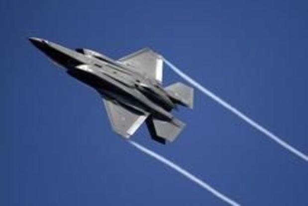 La base de Florennes sera la première à accueillir, à partir de 2025, les nouveaux F-35