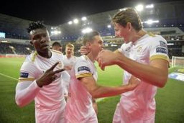 Jupiler Pro League - KRC Genk verliest verdediger Aidoo aan Celta de Vigo