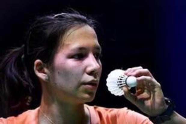 Lianne Tan qualifiée pour le deuxième tour