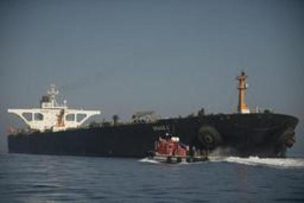 Iraanse olietanker zal Middellandse Zee opvaren