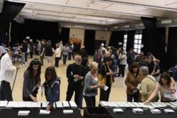 """Espagne: un scrutin européen et local en forme de """"second tour"""""""