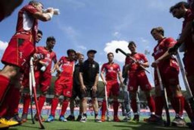 Hockey Pro League - Les Red Lions face à l'Australie pour décrocher un nouveau trophée