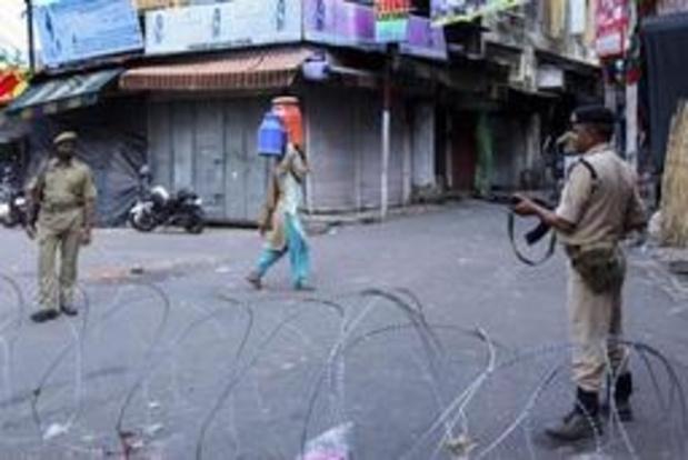 Pakistaanse soldaat doodgeschoten aan grens met India
