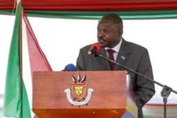 Presidentsverkiezingen in Burundi op 20 mei 2020