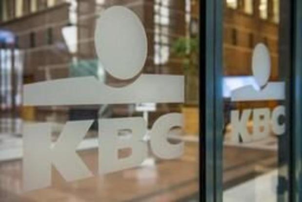 KBC se montre prudent par rapport à la reprise économique
