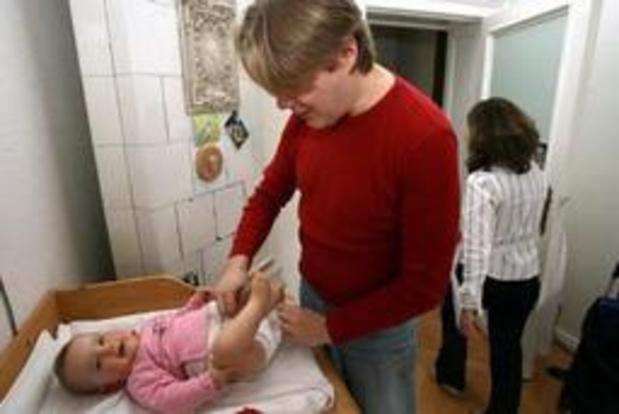 Geen Vlaamse aanmoedingspremie voor wie ouderschapsverlof flexibel opneemt