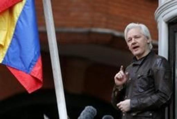 """Ecuador noemt Assange """"ondankbaar en oneerbiedig"""""""