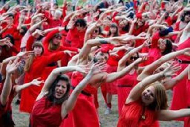 """De Sydney à Berlin, des flashmobs pour célébrer """"Wuthering Heights"""""""