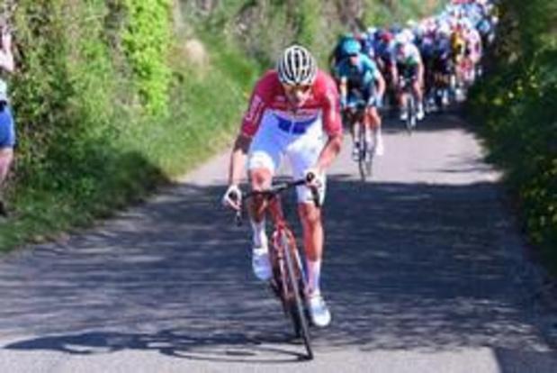 Artic Race - Mathieu van der Poel frappe encore et s'impose dans la première étape