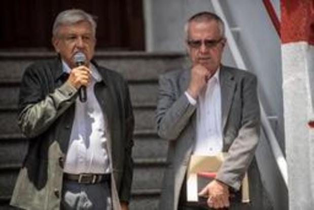 Mexique: démission du ministre des Finances, en désaccord avec le président