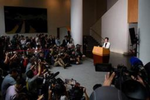 Carrie Lam kondigt intrekking omstreden uitleveringswet aan