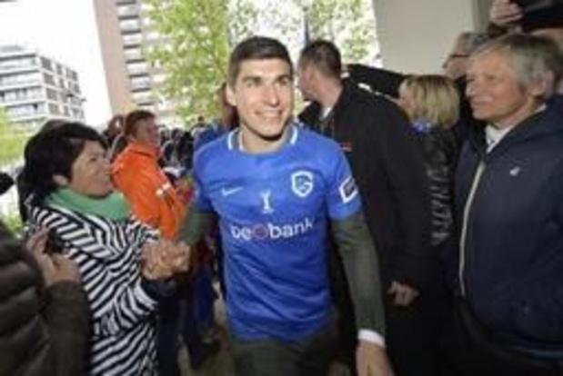 """Jupiler Pro League - Draaischijf Malinovskyi: """"Eindelijk kunnen we de titel vieren met supporters in Genk"""""""