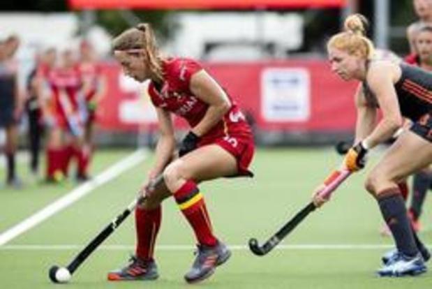 Red Panthers zakken naar vijfde plaats na 1-2 nederlaag tegen Nederland