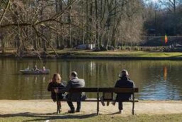 La baignade au Bois de la Cambre prévue ce week-end annulée