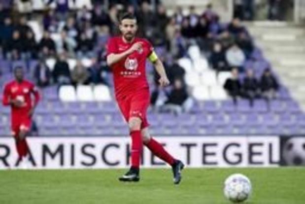 Luis Garcia zwaait zaterdag af bij Eupen