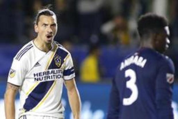 Ibrahimovic met 6,4 miljoen euro grootverdiener in MLS