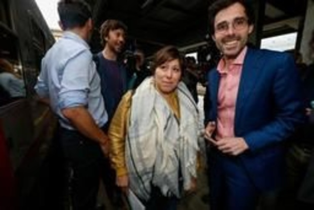 Meyrem Almaci et Kristof Calvo pleins d'espoir