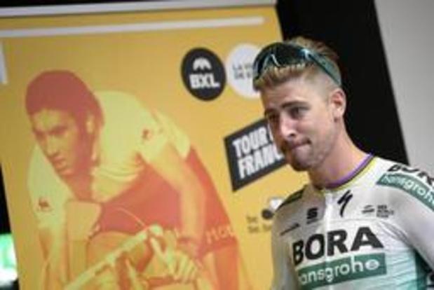 """Peter Sagan: """"Je suis au Tour de France pour un 7e maillot vert"""""""