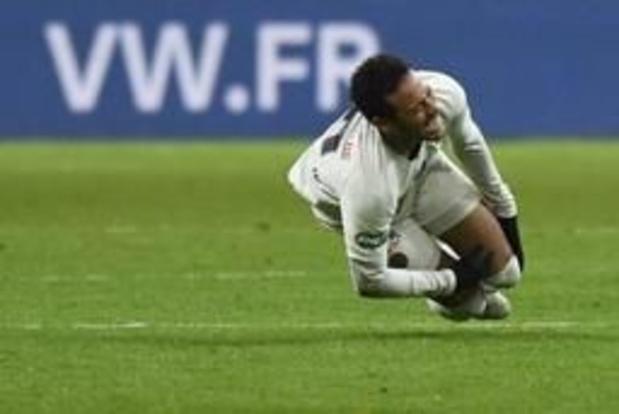 Neymar erkent zijn fout na slag in het gezicht van supporter