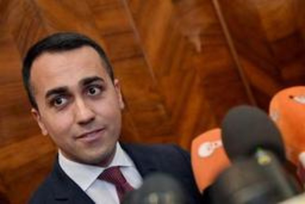 VERKIEZINGEN19 - Vijfsterrenbeweging bevestigt Di Maio als leider na verkiezingsnederlaag