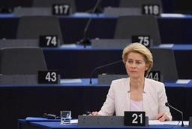 Hautes fonctions européennes - Ursula von der Leyen sera la première femme à prendre la tête de la Commission