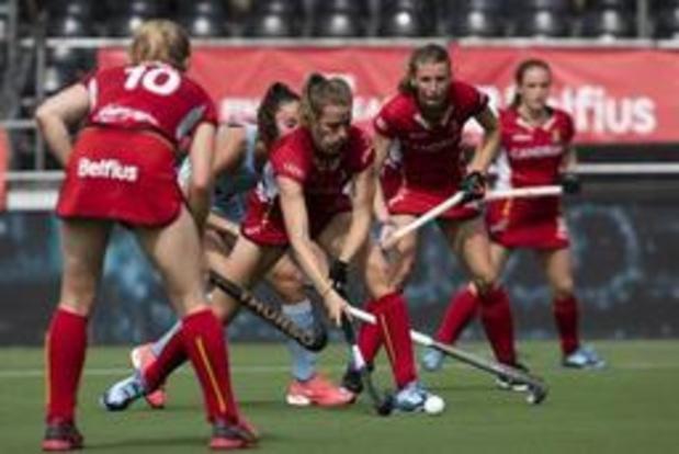 Hockey Pro League - Red Panthers sluipen top-10 van wereldranking binnen