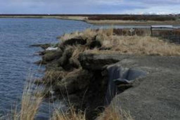Dertig tot 99 procent van permafrost smelt tegen 2100 volgens VN-rapport