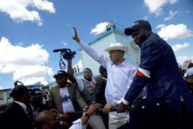 """RDC: """"pas d'autorisation"""" d'atterrissage à Goma pour l'opposant Katumbi"""