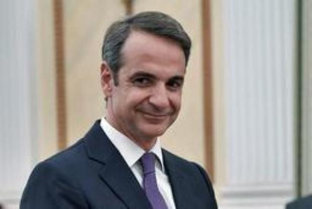 Trump feliciteert nieuwe Griekse premier Mitsotakis voor zijn overwinning
