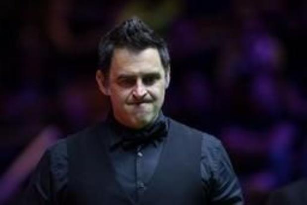 Shock op WK snooker: vroegtijdige exit voor O'Sullivan